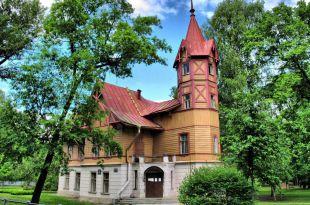 Дом княгини М.К.Кугушевой
