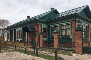 Музей народного искусства Ростов Великий- здание музея