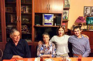 Visite gastronomique - Déjeuner chez une famille russe