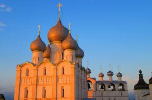 Ростовский Кремль- Успенский собор