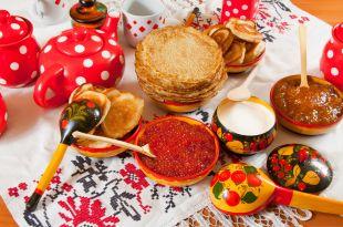 Russie - Cuisine russe