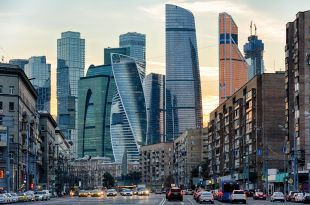 Moscou - Vue panoramique