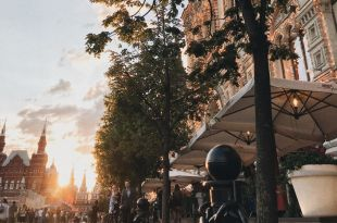 Москва с итальянским акцентом
