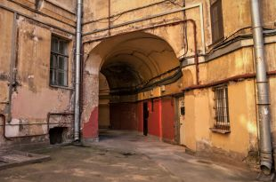 Saint Pétersbourg - Visite comme un local