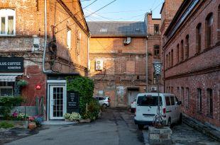 Vladivostok - Quartier Millionka