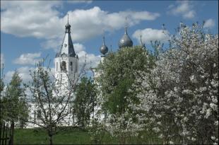 Храм во имя Святителя Иоанна Златоуста cела Годенова- Годеново