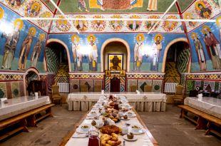 Moscou - Dîner au Monastère de Saint-Pierre-le-Haut