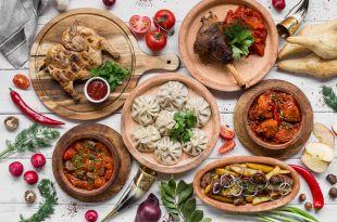 Moscou - Cuisine Géorgienne