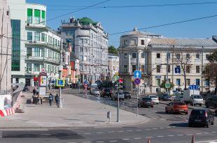 Visite Moscou - Quartier Kitaï-Gorod