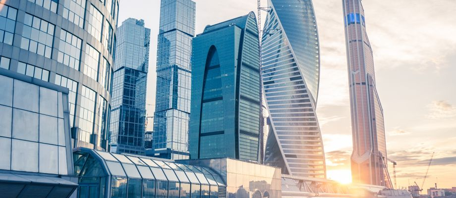 Voyage Moscou - Moscou City