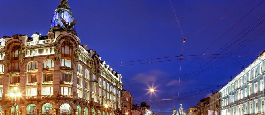 Французы в Петербурге