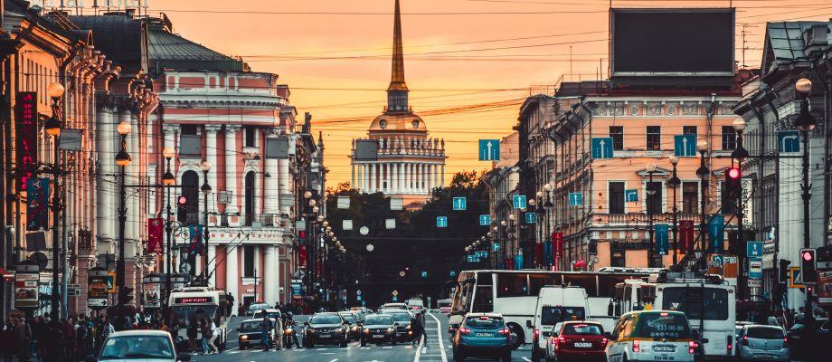 Shutterstock © - Saint-Pétersbourg - Perpective Nevski