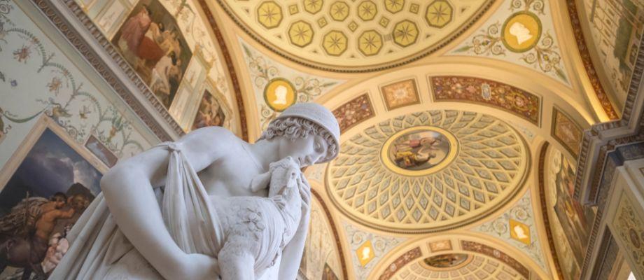 Musée de l'Ermitage, Saint-Pétersbourg