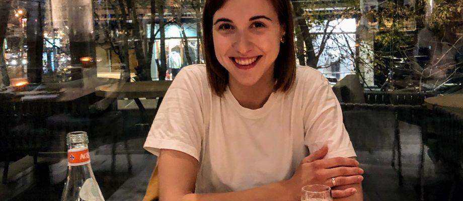 Moscou - Dîner au restaurant avec la guide | Tsar Visit