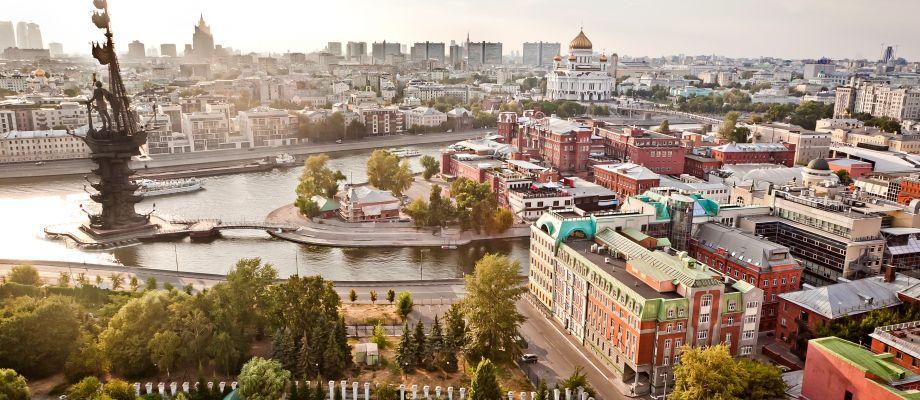 Moscou - Panorama