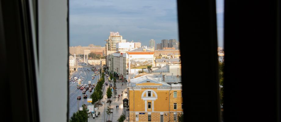 Moscou - Dîner traditionnel franco-russe chez l'habitant