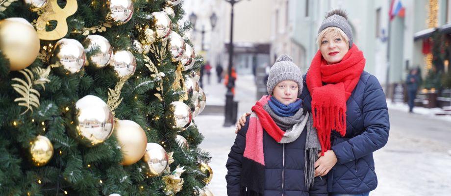 Moscou - Photoshoot en centre-ville