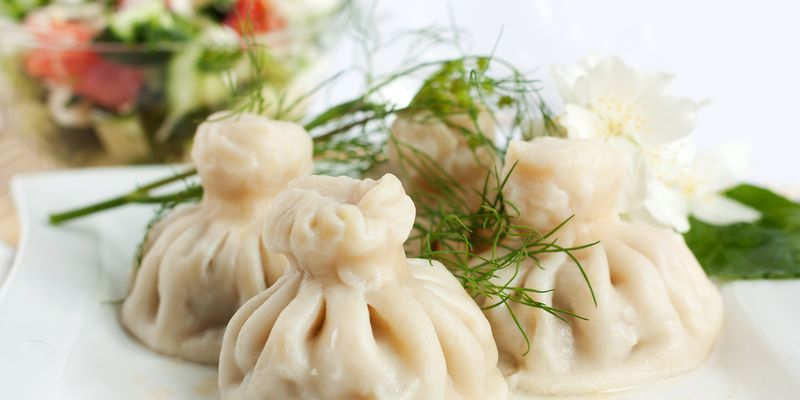 Cuisine russe - Raviolis