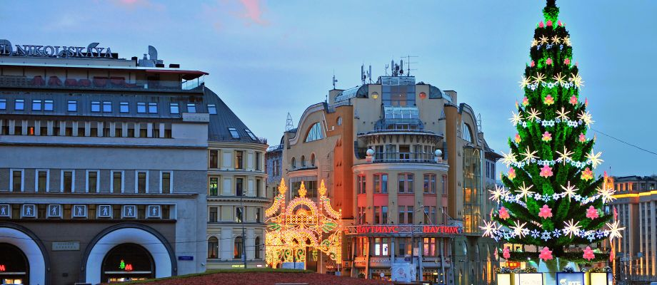 Moscou - Place Loubianka