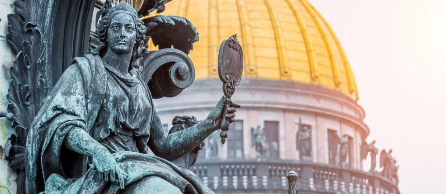 Voyage Saint-Pétersbourg - Cathédrale Saint-Isaac