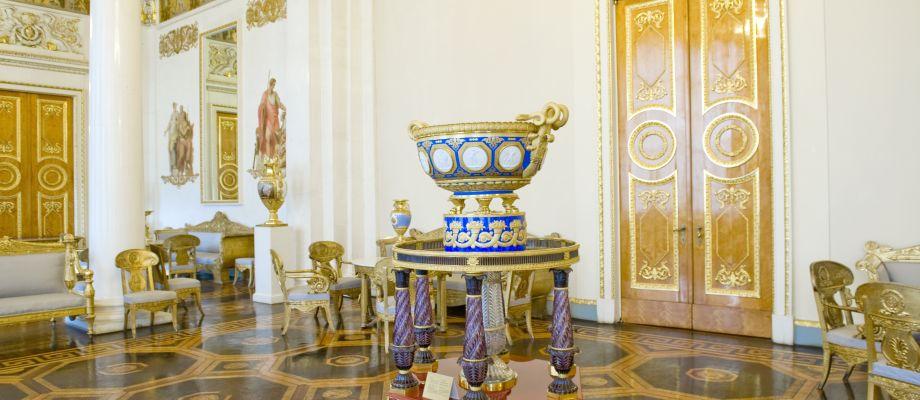 Visite Saint-Pétersbourg - Musée Russe