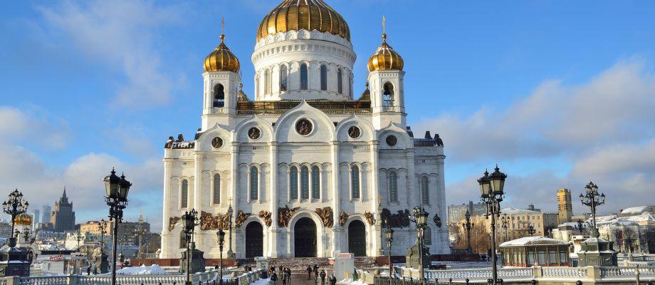 Voyage Moscou - Cathédrale du Christ-Sauveur