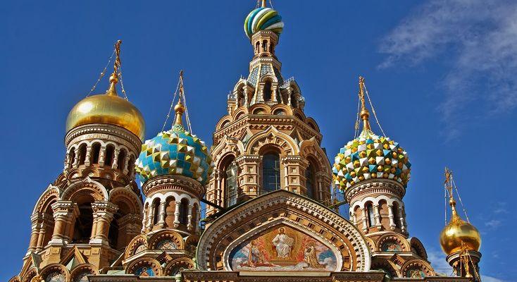 Voyage Saint-Pétersbourg - Saint-Sauveur-sur-le-Sang-Versé